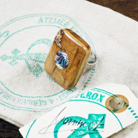Ring Mammut & Abalone