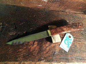 Drei neue Messer für Weihnachten