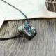 Kettenanhänger Banksia Zapfen