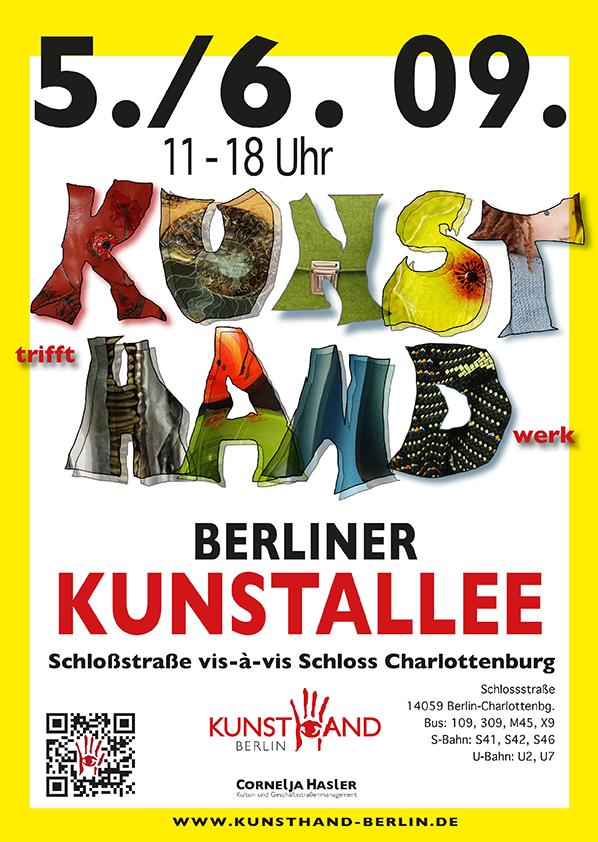 Erster Kunstmarkt in 2020 - Berliner Kunstallee